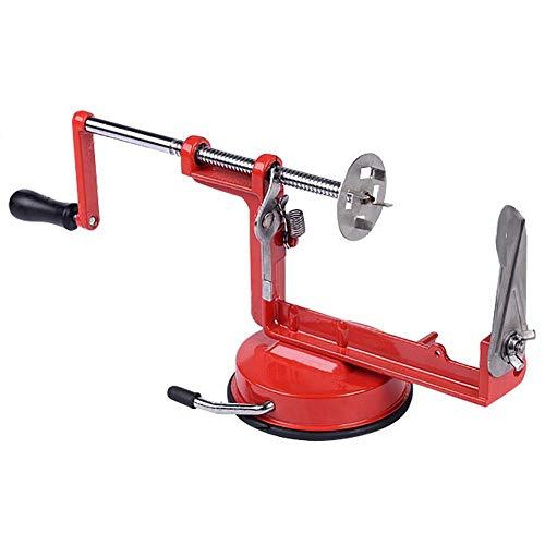 perfecthome Spiralkartoffelschäler-Tornado-Kartoffelmaschinen-Edelstahl-Spiralkartoffel-Schneidemaschine