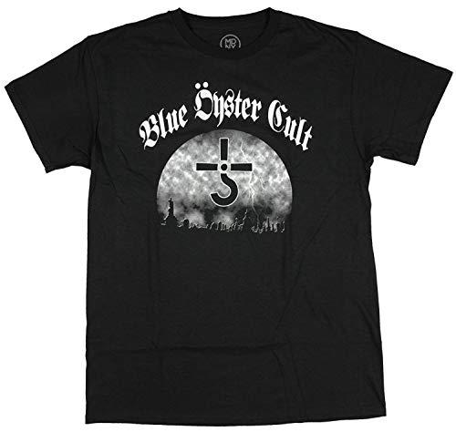 Blue Oyster Cult Mens Graveyard T Shirt