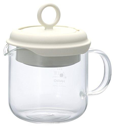 Hario VD Tee Maker Push-Up/Pull farblos