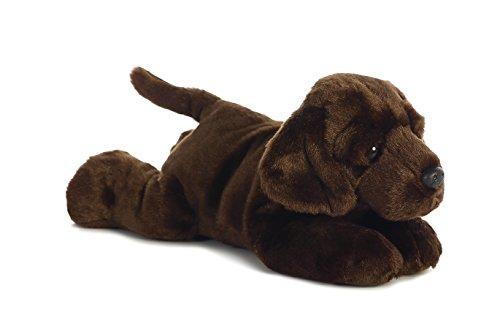 """Aurora - Flopsie - 12"""" Chocolate Lab - Max"""