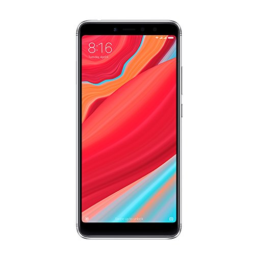 Xiaomi Redmi S2(Dark Gray) Android 8.0 Smartphone - 16MP Frontkamera, Snapdragon 625 Octa Core 3 GB 32 GB, 5,7 18: 9 Vollbild