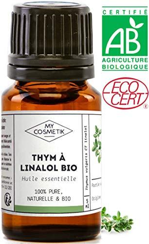 Etherische olie van Tijm Linalool BIO - MyCosmetik - 10 ml
