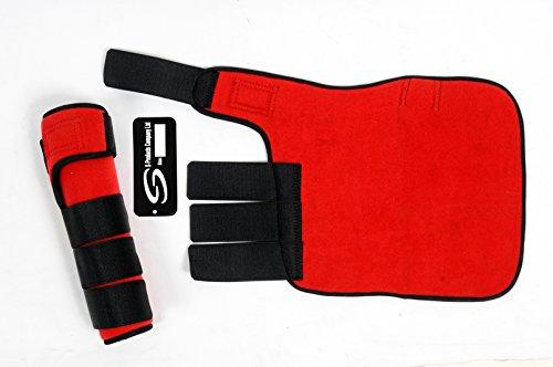 Couleurs Norton Cloches Ouvertes Soft Rouge XXL Taille Fran/çaise