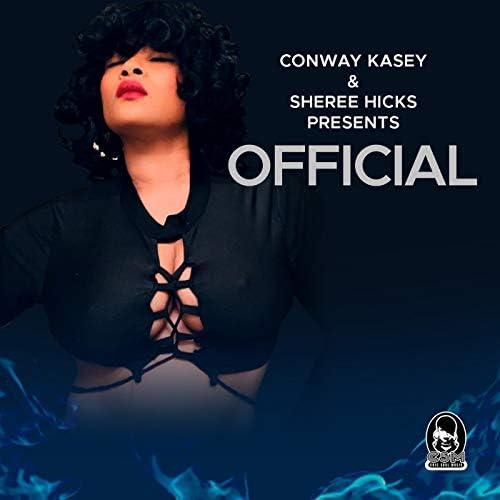 Conway Kasey & Sheree Hicks