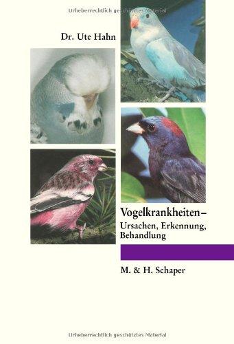 Vogelkrankheiten-: Ursachen, Erkennung, Behandlung