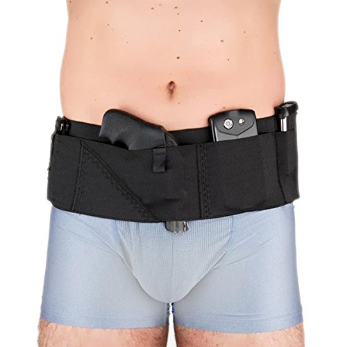 Can Can Concealment Classic Sport Belt Stealth (med)