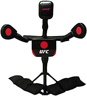 BAS UFC Body Action System - Fully Adjustable Punching & Kicking Pads - Martial Arts Training: MMA, Boxing, Karate, Muay Thai & More!