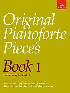 Original Pianoforte Pieces, Book I