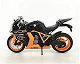 Hello Dream Diecast 1:12 KTM RC8 Alloy Model Motorcycle Super Bike Toy