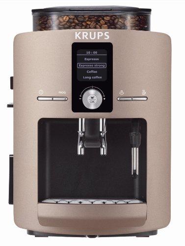 Krups EA8200, Marrón, 1450 W, 245 x 330 x 365 mm - Máquina de café ...