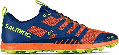 Salming Men's OT Comp Shoes Lava Red 10