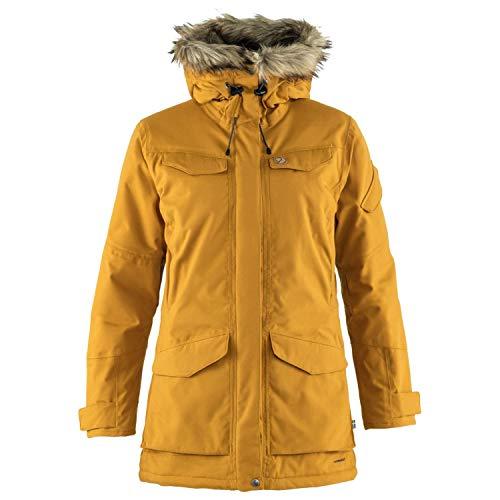 Fjallraven Damen Nuuk Parka W Sport Jacket, Acorn, L