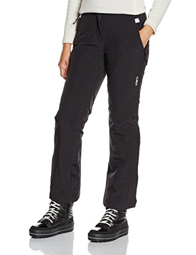CMP pantalon de ski pour femme --Noir - noir - FR:46 (DE: 44)