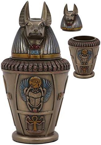 Egyptian urn