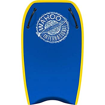 BullyBoard  The Original Competition XLarge Bodyboard 48 - Adult Riders up to 325 lbs/Tandem 2 Avg Adults  Child  2 Handles Poly Core for Smooth Ride Handling Extremely Durable! Made in The USA
