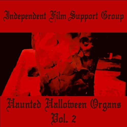 Haunted Halloween Organs, Vol. 2