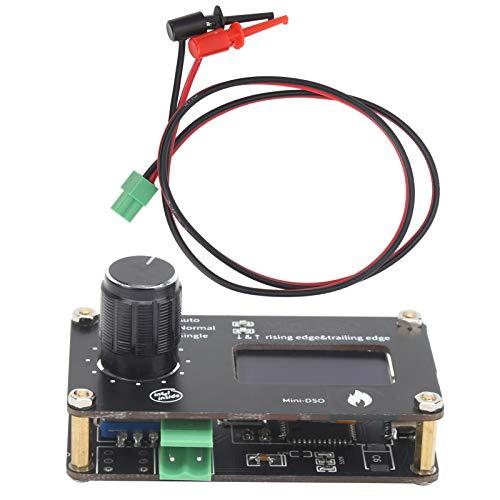 Osciloscopio de pantalla digital, mini osciloscopio para PCB Fácil de usar Rendimiento estable para equipos de bajo voltaje