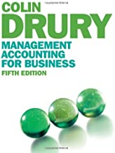 Management Accounting For Business by Colin Drury (2013-01-04)