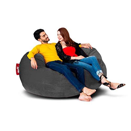 Sillón con cama Tamaño Queen Size hasta para dos persona ideal para adolescentes y adultos con relleno de hule espuma muy cómodo para pasar grandes momentos de descanso, acabado...