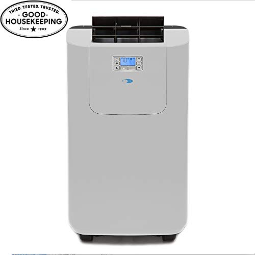 Whynter Elite ARC-122DS 12,000 BTU Dual Hose Portable Air Conditioner,...