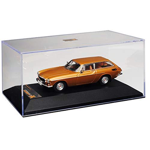 Volvo P1800 ES Schneewittchensarg Gold Champagner 1971-1973 1/43 IXO PremiumX Modell Auto
