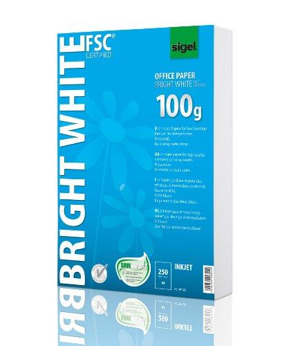 Sigel IP125 A4 ultraweiß Bild