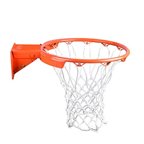 Great Features Of Aoligei Basketball Ring, Basketball Hoop, Hoop Net and Wall Mounting Fixings, Suit...
