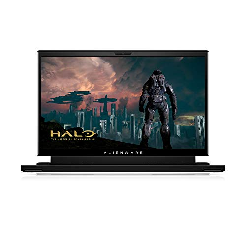 Product Image 1: Alienware m15 R4, 15.6 inch FHD Non-Touch Gaming Laptop – Intel Core i7-10870H, 16GB DDR4 RAM, 1TB SSD, NVIDIA GeForce RTX 3070 8GB GDDR6, Windows 10 Home – Lunar Light (Latest Model)