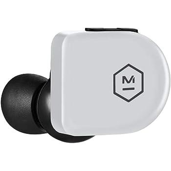Master & Dynamic MW07 GO True Wireless Earphones - Water Resistant Earbuds - Sport & Travel Bluetooth, Lightweight in-Ear Headphones (Grey)