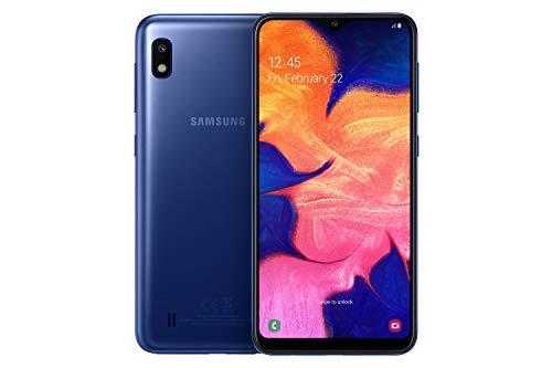 Samsung Galaxy A10, Smartphone, 32GB, 4GB RAM, Android, Azul