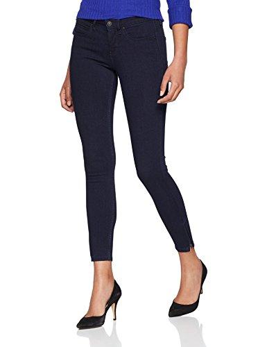ONLY Damen Onlkendell Reg Sk Ank Etnal Crya011 Jeans, Dark Blue Denim, 27W / 30L