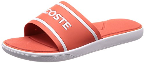 Lacoste Sport L30 Slide 118 1 W Chanclas Pink/Wht