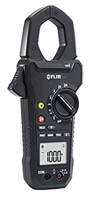 FLIR 1000A AC/DC Clamp Meter with IR Thermometer