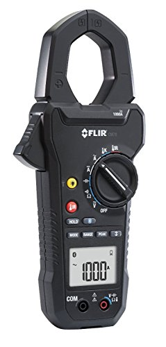 Purchase FLIR CM78 1000A AC/DC Clamp Meter with IR Thermometer