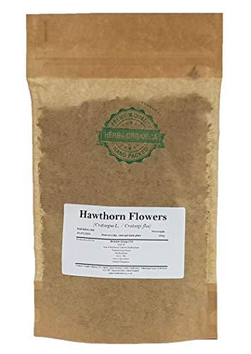 Herba Organica Meidoorn Bloem - Crataegus L / Hawthorn Flowers (100g)