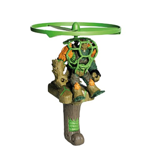 Giochi Preziosi ncr02135 Gormiti – Véhicule Volant Gorm Spinner avec Figurine