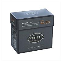 SMITH TEAMAKER(スミス・ティーメーカー)NO.33 マサラチャイ【チャイティー】個包装ティーバッグ15包入り
