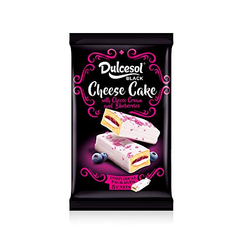 Dulcesol Cheese Cake 5 Unidades 225 g