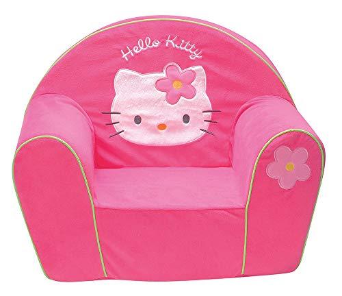 Hello Kitty - 711 211 - Mobili E Arredamento - Poltroncino Velvet Club [Importato da Francia]
