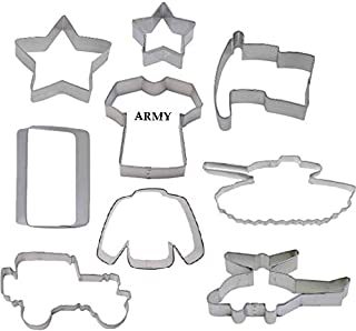 army cookie cutters