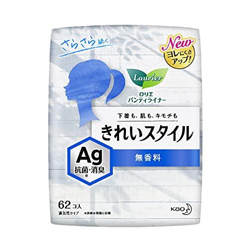 花王『ロリエきれいスタイルAg無香料』