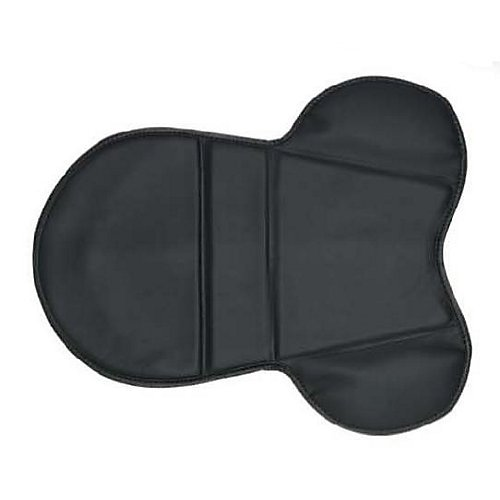 Ovation Comfort Gel Seat Saver - Color:Black Size:Large