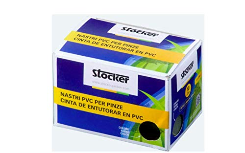 NASTRO PER LEGATRICE STOCKER 'STOCKTAP' ART. 2068V VERDE - 10 PEZZI - 40 MT/CAD.