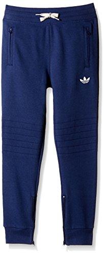 adidas J Pants FL - Pantalón para niño, Color Azul/Gris, Talla 152