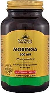 SUNSHINE NUTRITION Moringa 500Mg 100 Capsules