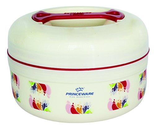 Princeware Jupiter Plastic Hot Pot, 2.7 litres, Assorted (L7061)