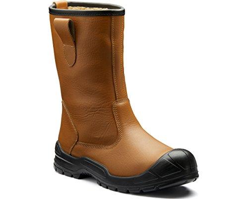 Dixon Lnd Rigger - FA23350S - Boots - Men - Brown - 44 EU