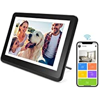 Yeehao 1920x1080 8 Inch Touch Screen WiFi Digital Photo Frame