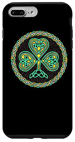 iPhone 7 Plus/8 Plus Celtic Knot Shamrock Irish Ireland Case