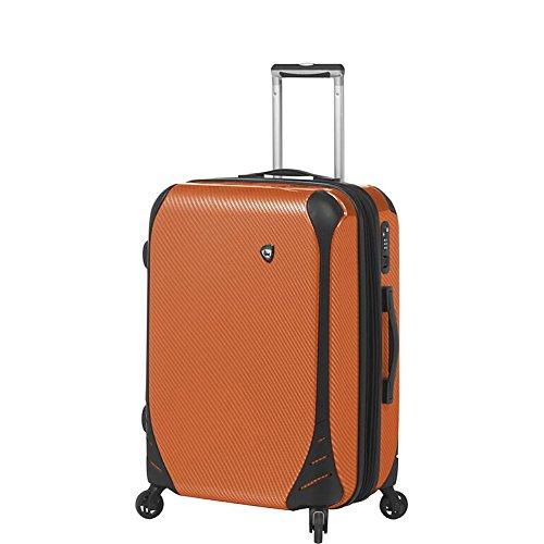 Mia Toro Fibre Di Carbonio Largo Spinner M Koffer, 66 cm, 69L, Orange